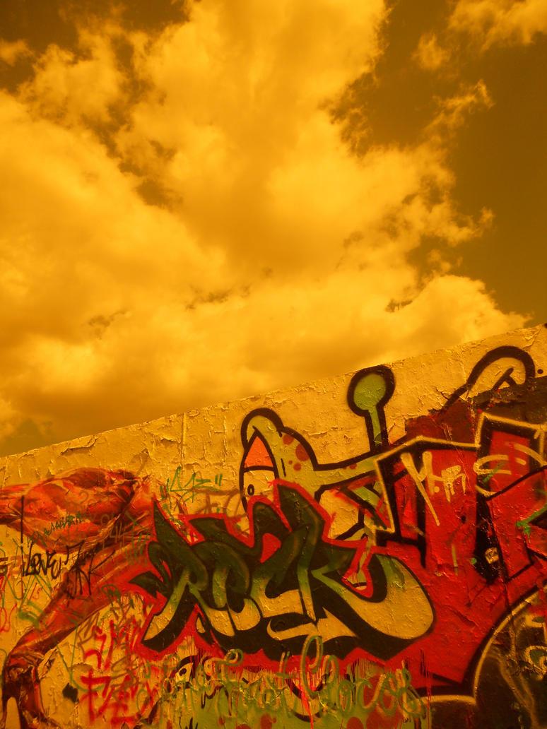 Reck\' graffiti - Berlin Wall by rfelt on DeviantArt