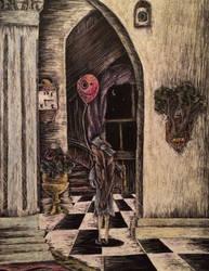 Mary's Delirium by johnrego96
