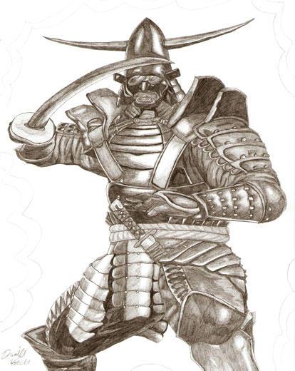 Doku Ninja Gaiden By Dangomango On Deviantart