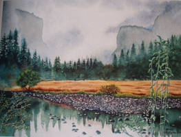 Yosemite by judylee