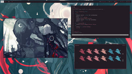 [Bspwm] Automation