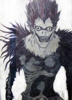 Ryuk by VasilisK-Smith
