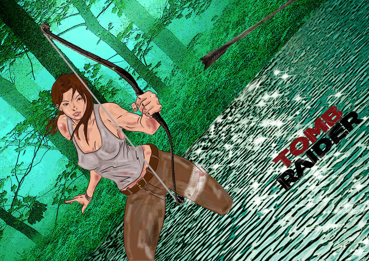 Tomb Raider Reborn by Shoso-Fujaku