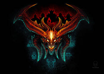 Path to Terror - Diablo 3 Contest