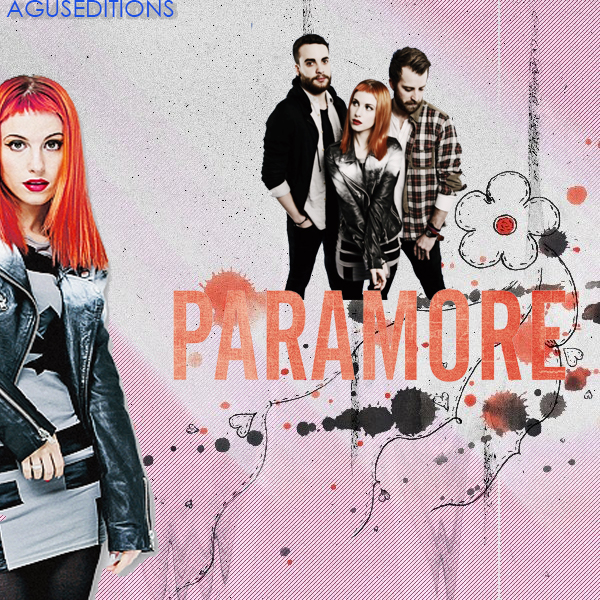 Paramore by AgusEditions