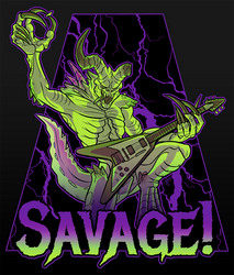 Savage Deathclaw