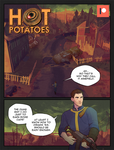 Hot Potatoes - Page 01 redraw