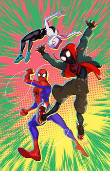 Into The Spidey Verse
