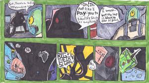 Comic Pratice thing