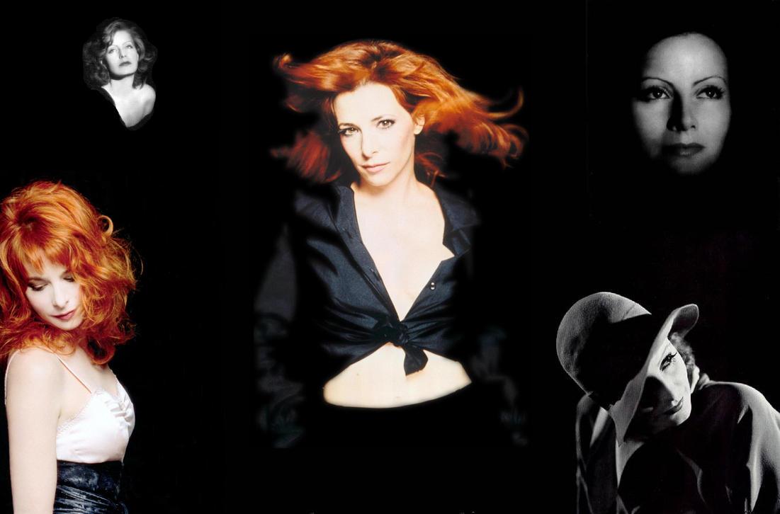 Greta dans Mylène 1985 - 1986 Mylene_Farmer_et_Greta_Garbo_2_by_Anita_Garbo
