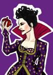 Evil Queen by Anita-Garbo