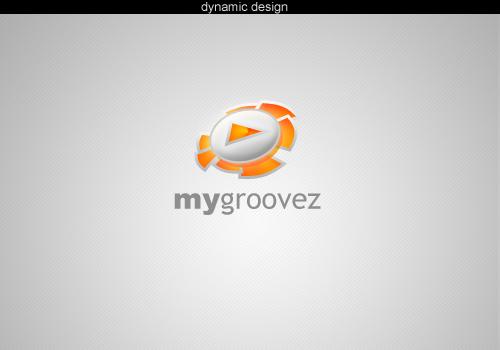 My Groovez Logo by dynamicmk