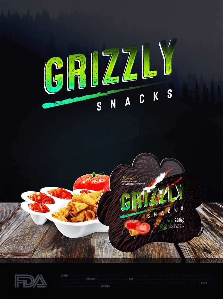 Grizzly 4 by dynamicmk