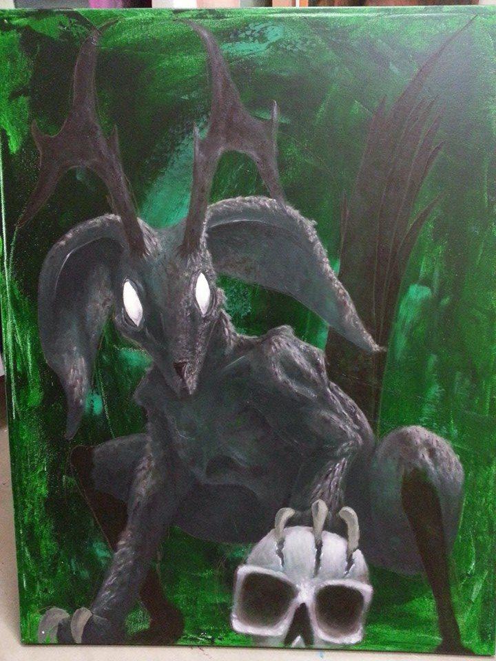 The Jackalope by DaemonReaper