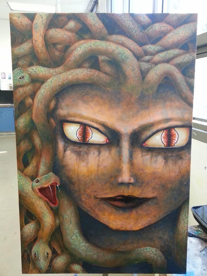 Gorgon by DaemonReaper