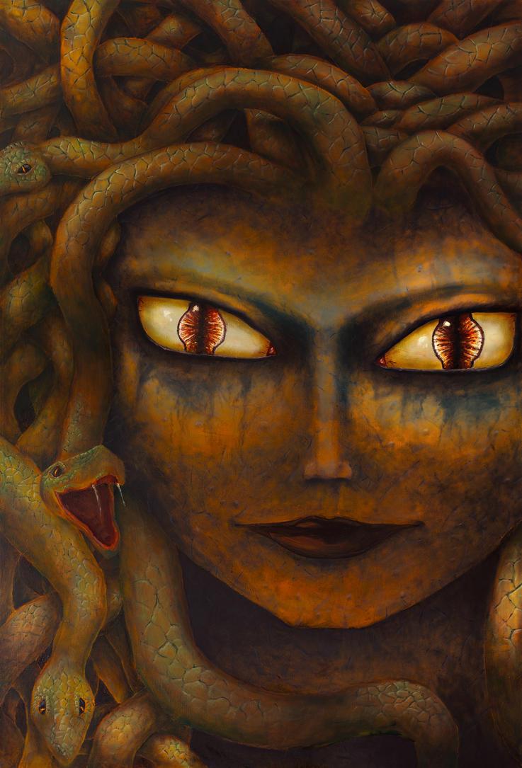 Medusa by DaemonReaper