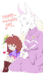 Motherly by burrase