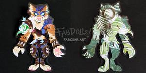 fabdoll badge - Nayo [photo]
