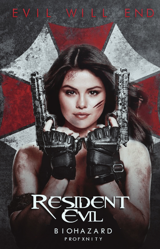 Resident Evil biohazard Cover-0.1 by PROFXNITY
