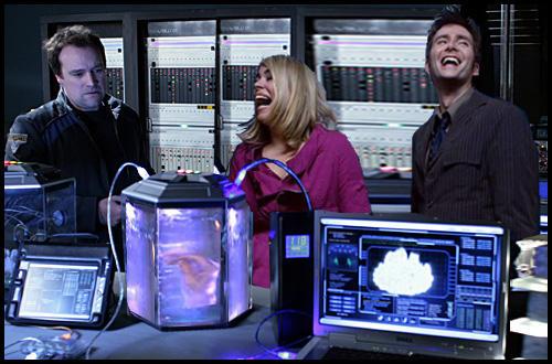 Stargate Atlantis Doctor Who