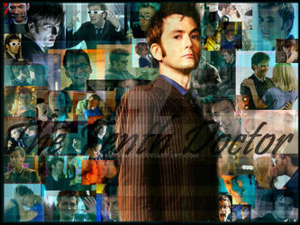 The Tenth Doctor by Amrinalc