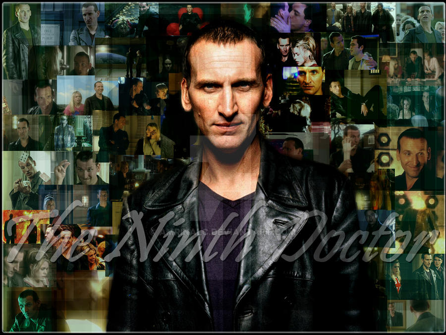 The Ninth Doctor by Amrinalc
