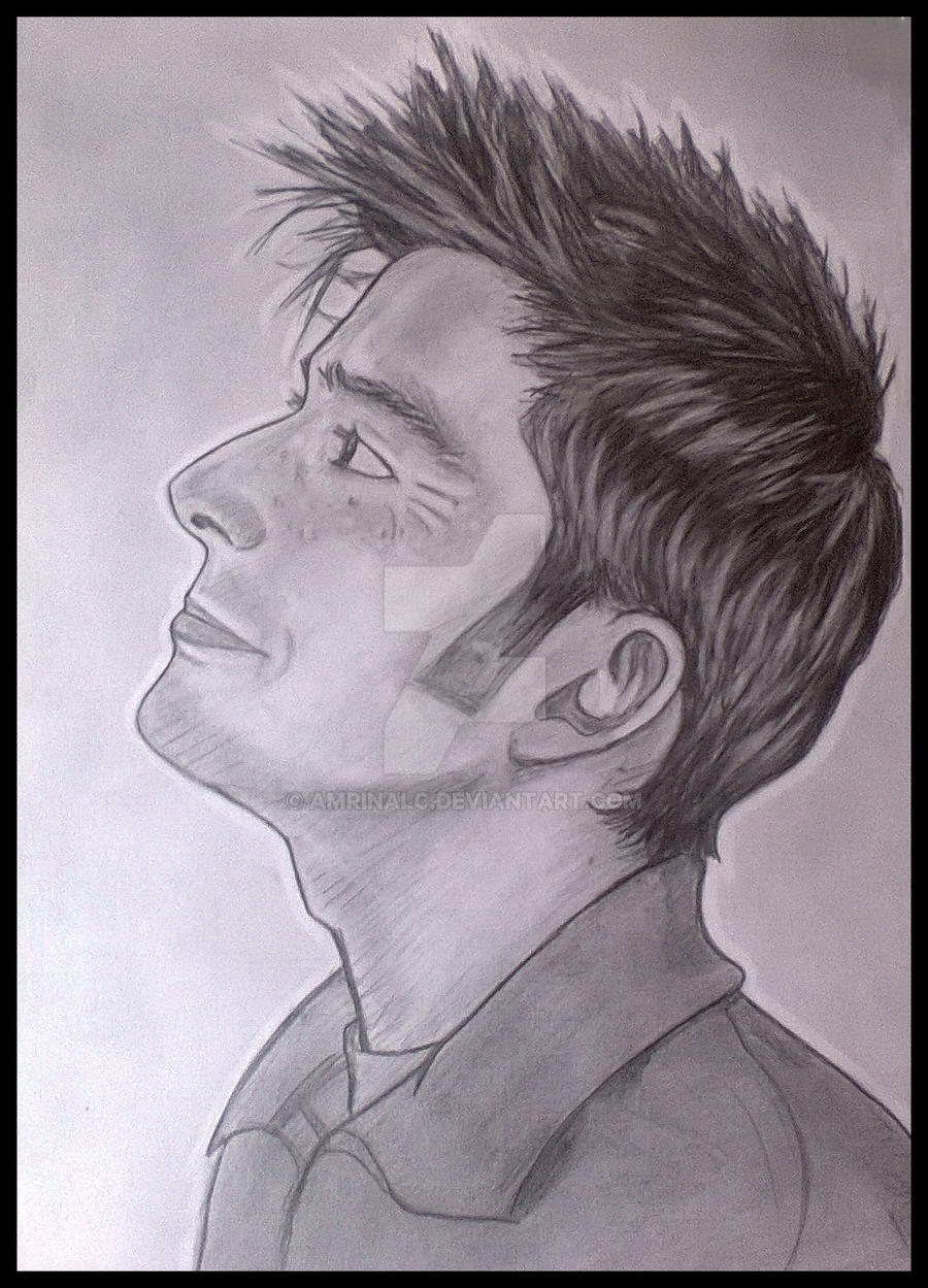 David Tennant 4 by Amrinalc