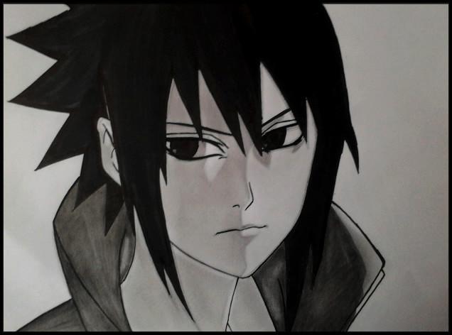 Sasuke by Amrinalc