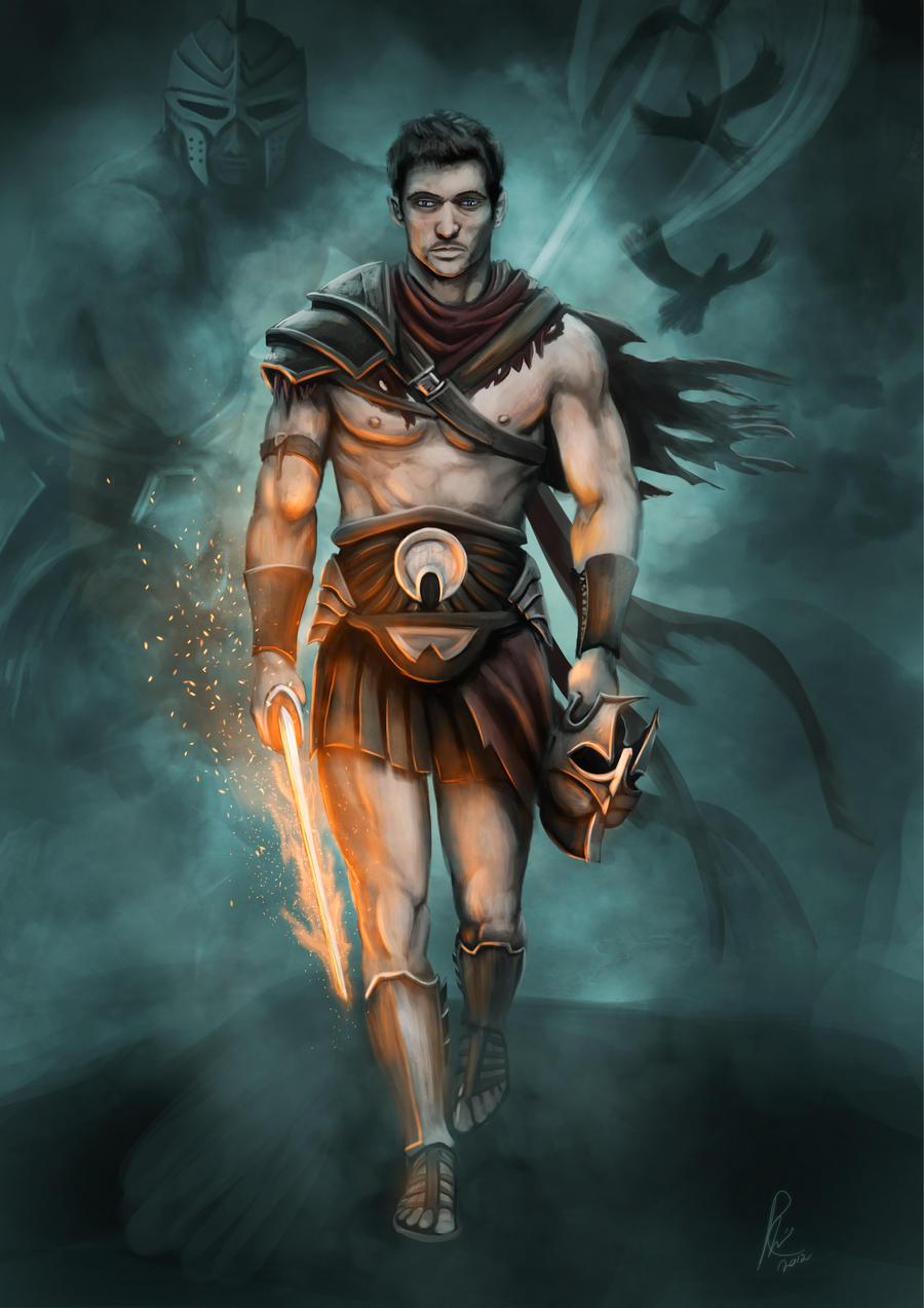 Perseus by RaymondMinnaar