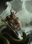 Water Barbarian
