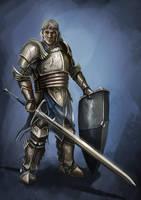 Knight Concept by RaymondMinnaar