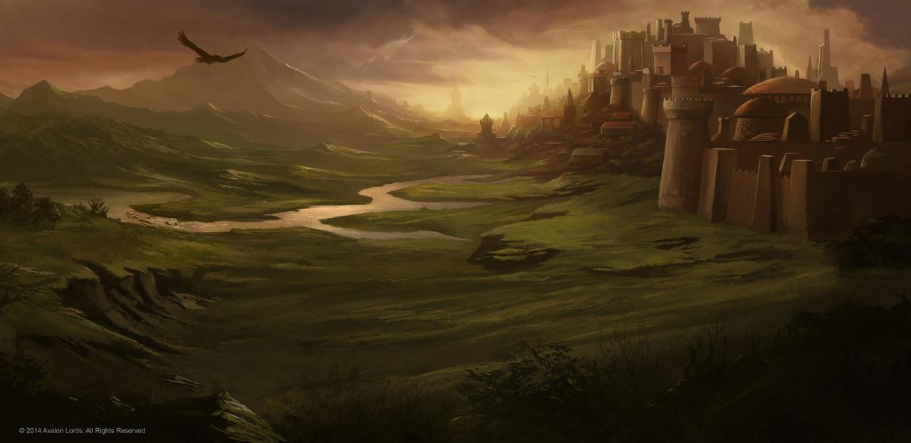 Avalon Lords - Order of Dawn by RaymondMinnaar