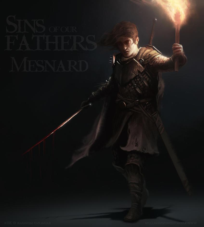Sins of our fathers ... Mesnard by RaymondMinnaar