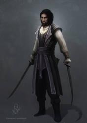 Pirate Concept by RaymondMinnaar