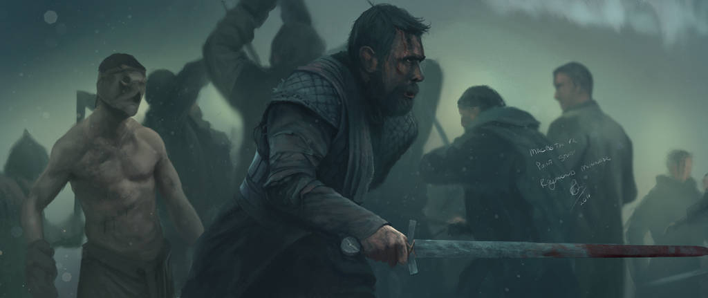 macbeth Film study by RaymondMinnaar