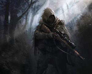 Sniper speedpainting