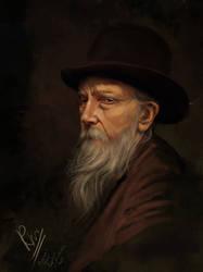 Portrait study by RaymondMinnaar