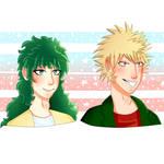 Katsuki And Fem Deku