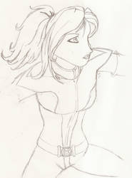 Kitty Pryde -WiP-