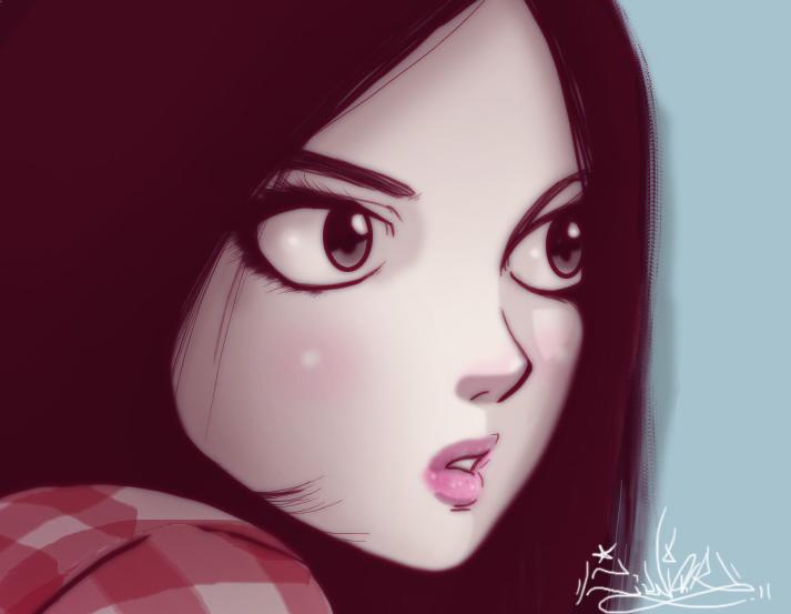 schoolgirl close by tintanaveia