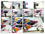 Lucy in the sky graffiti step by step