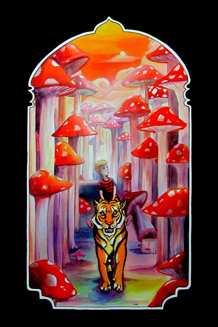 Tiger by tintanaveia