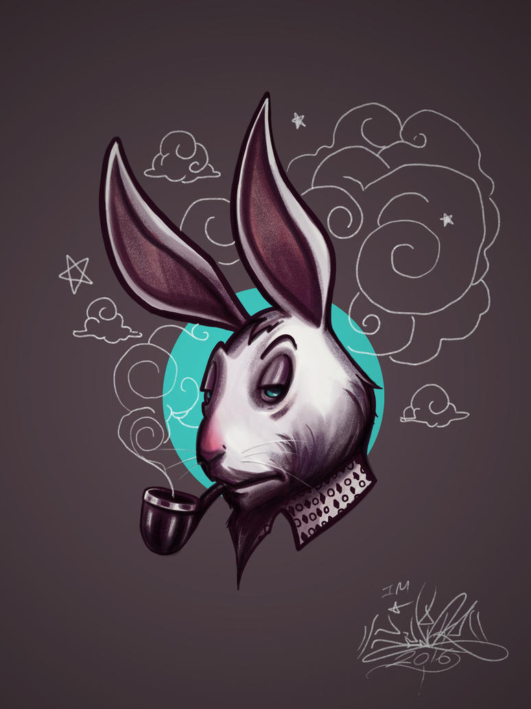 Mr Bunny by tintanaveia