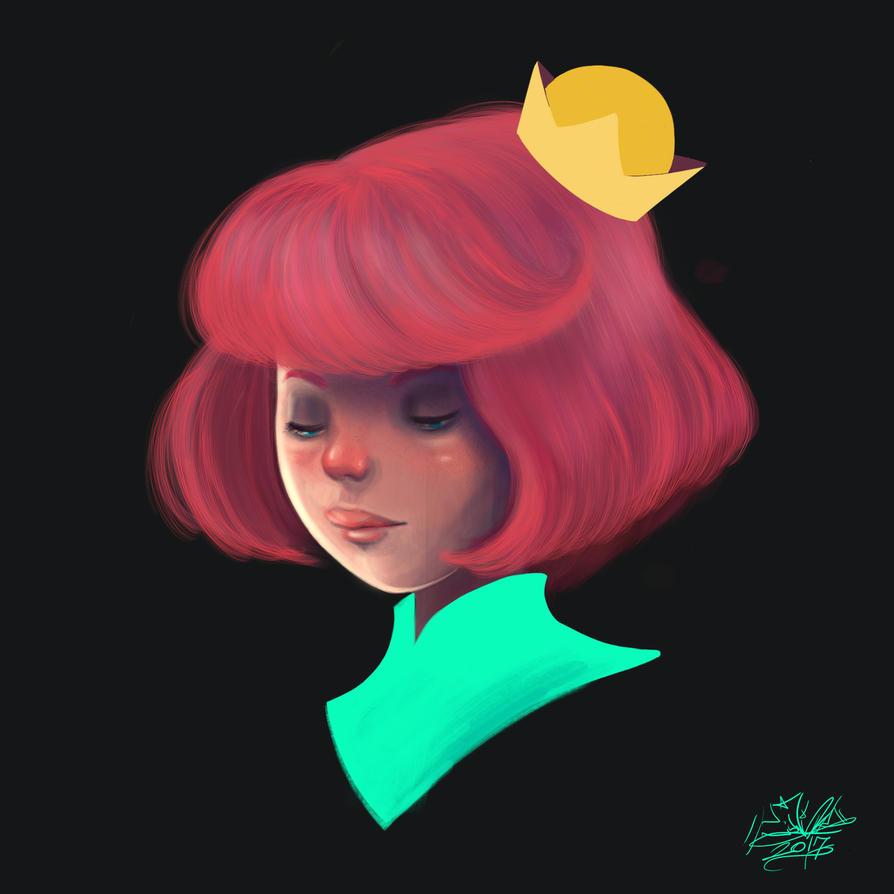 Lil' Princess by tintanaveia