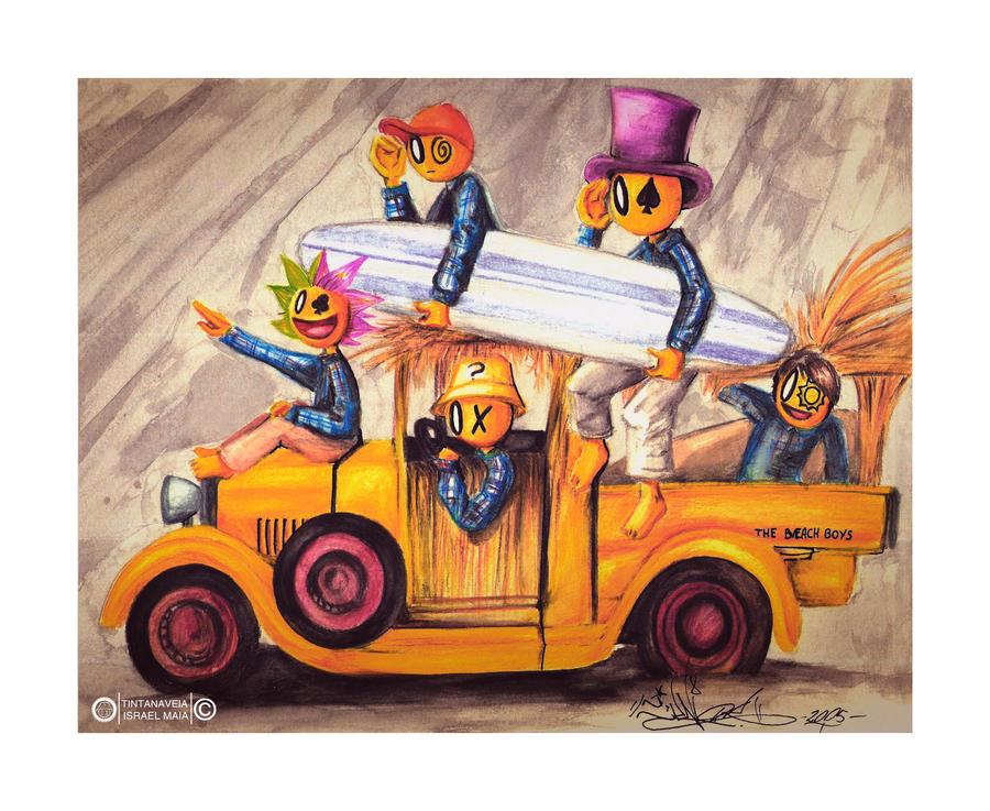 The Beach Boys-Surfin'Safari
