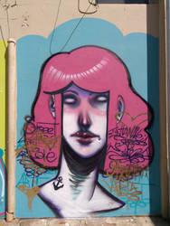 Pink heair by tintanaveia