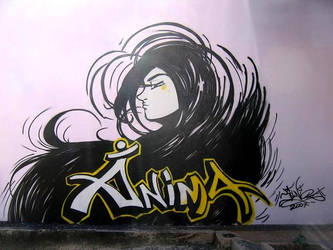 anima graffiti by tintanaveia