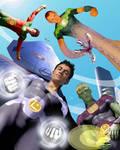 Legion of Superheroes Victory