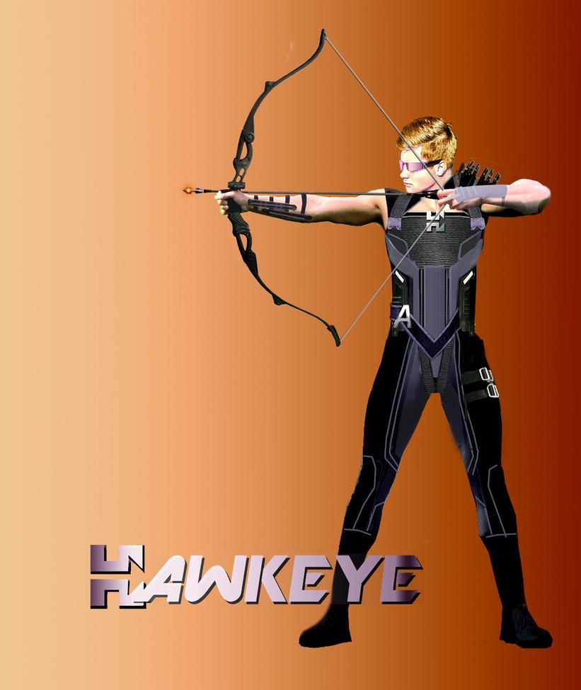 Hawkeye by Gene-Mederos