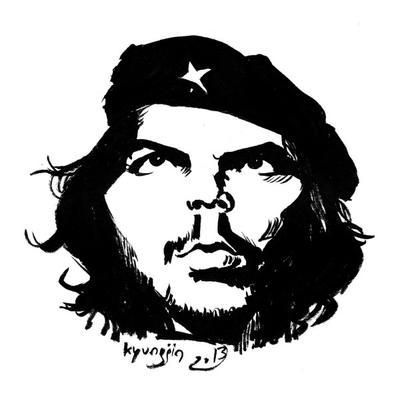 caricature Che Guevara